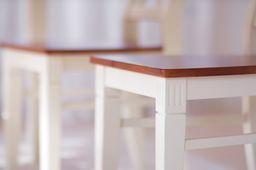 Couchtisch Gotland cremeweiß  massiv Holz Moebel Wohnzimmertisch Beistelltisch Tisch – Bild 3