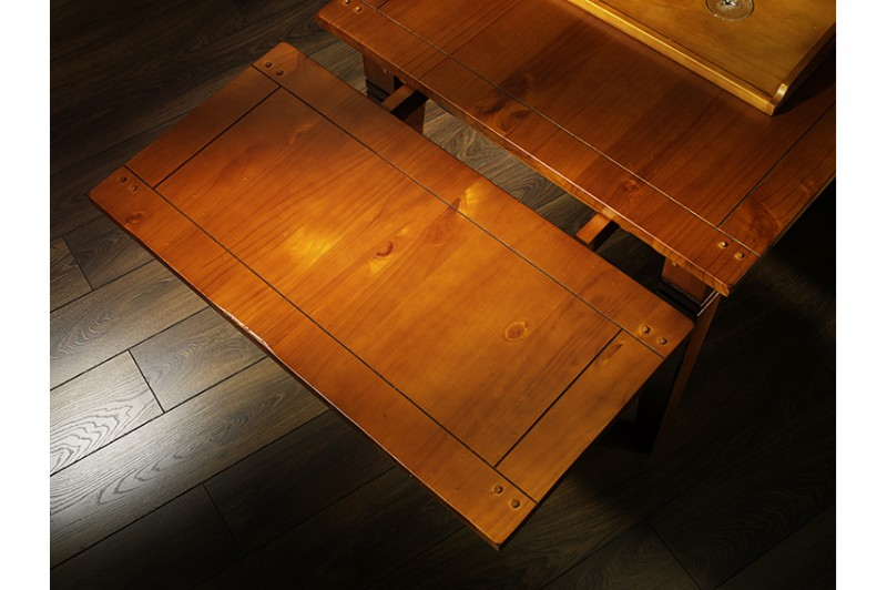 Interesting X Glory Braun Pinie Massiv Holz Moebel Esszimmer Esstisch With Esstisch  Pinie Massiv Ausziehbar