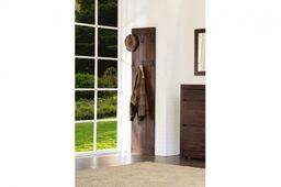 Wandgarderobe Wandpanel Panell Tecky massiv Holz Moebel Akazie Schrankwand Kolonial
