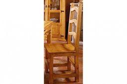 Holzstuhl El-Paso Pinie massiv Holz Esszimmer Stuhl Esstischstuhl Lehnstuhl – Bild 1