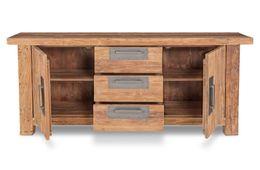 Sideboard Toledo - recyceltes Teak – Bild 3