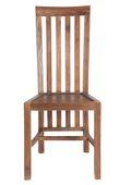 Stuhl Grado - recyceltes Teakholz massiv-Brettsitz – Bild 2