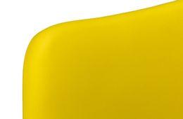 Stuhl Color Boom - Kunststoff - Buche - lackiert - gelb / natur – Bild 5