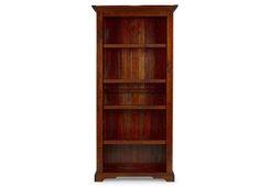 Bücherregal Capri Pinie massiv Holz Moebel Buero Regal Bücherschrank – Bild 2