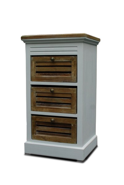 kommode burgund massiv holz shabby chic antik look schrank lowboard highboard