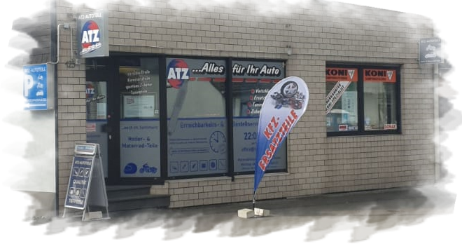 unser Ladenlokal in Radevormwald