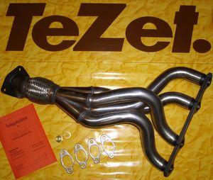 TeZet-Fächerkrümmer für VW Golf II G60 + Corrado G60, Motor: PG, 2te-Wahl-Ausführung – Bild 5