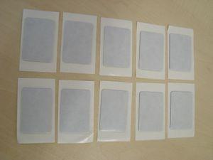 Spiegelkleber / Klebeplättchen / Klebepad / doppelseitiges Klebeband, 10er Set