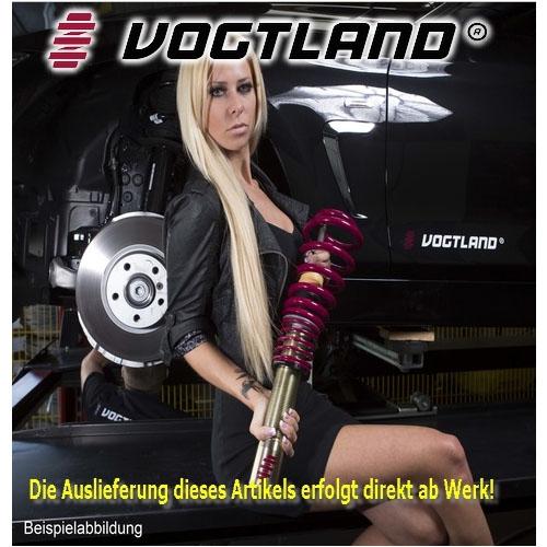 Vogtland Gewindefahrwerk für Audi A3, Typ 8P, incl. Sportback, 1.9 TDI DSG, 2.0 TDI, DSG, ohne Quattro, Federbein 50 mm