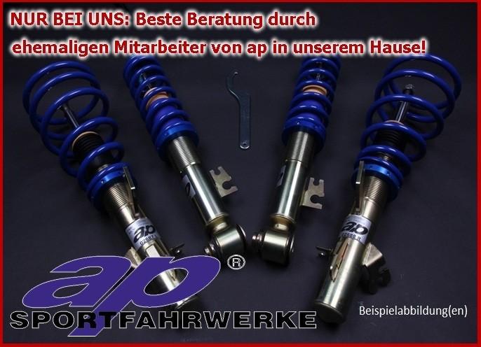 ap Gewindefahrwerk für FIAT Punto (176) inkl. Cabrio / incl. Convertible