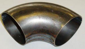 """Friedrich-Motosport 2.5"""" Rohrbogen 90° kleiner Radius, Länge:130mm/Durchmesser: 63.5mm"""
