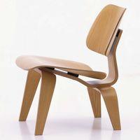 Vitra Lounge Chair Wood (LCW) Loungestuhl
