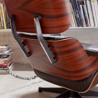 Vitra Lounge Chair Loungesessel