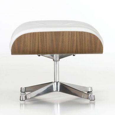 Vitra Ottoman White Loungehocker