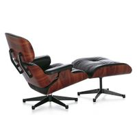 Vitra Lounge Chair & Ottoman Loungesessel & Loungehocker