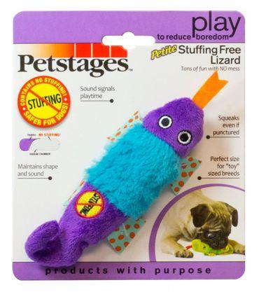 Petite Stuffing Free Lizard – Bild 3
