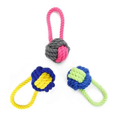 Waggo - Hundespielzeug Have a Ball Rope Toy – Bild 2