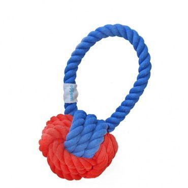 Hundespielzeug von Waggo - Have a Ball Rope Toy – Bild 8