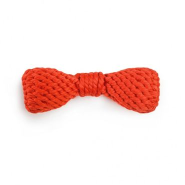 Hundespielzeug - Bow Wow Bow Tie Toy – Bild 1