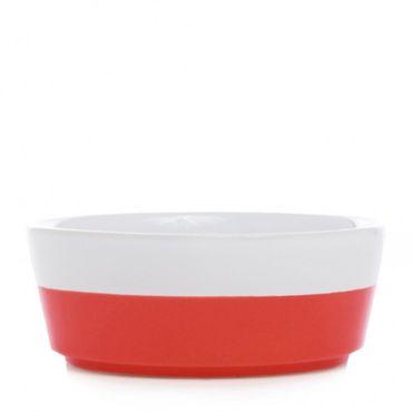 """Fressnapf """"Dipper"""" aus Keramik - Cherry – Bild 1"""