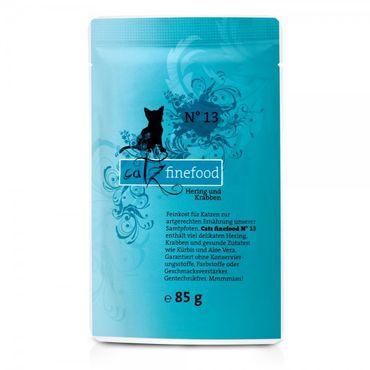 Catz finefood Multipack (No. 3 - No. 13) 12 x 85g – Bild 7