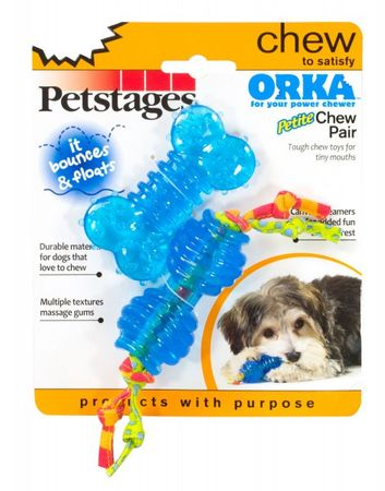 Petstages Ultra Mini ORKA Chew Pack (2-teilig) – Bild 3