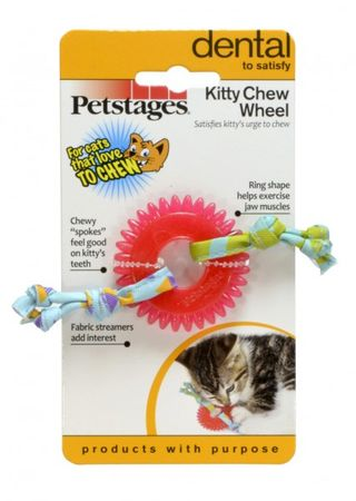 Kitty Chew Wheel von Petstages – Bild 2