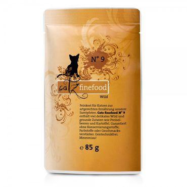 Catz finefood No. 9 Wild 85g