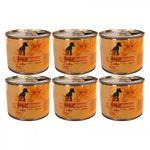 Dogz finefood No. 6 Känguru 6 x 200g Sparpaket 001
