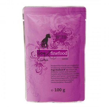 Dogz finefood Multipack (No. 2 - No.12) 12 x 100g – Bild 2