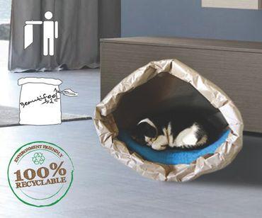 Cat Bag - Spiel- und Schlafplatz für Katzen – Bild 3