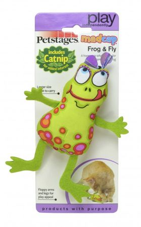 Madcap Frog and Fly von Petstages – Bild 2