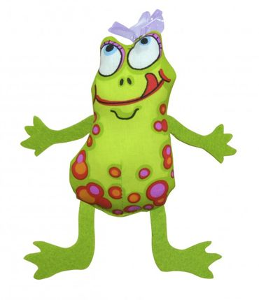 Madcap Frog and Fly von Petstages – Bild 1