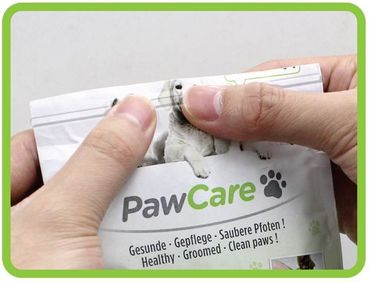 PawCare Zip Bag 3 x 100ml – Bild 5