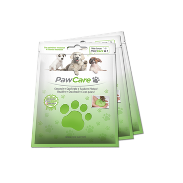 PawCare Zip Bag 3 x 100ml – Bild 1