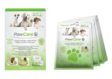 PawCare Zip Bag 6 x 100ml – Bild 2