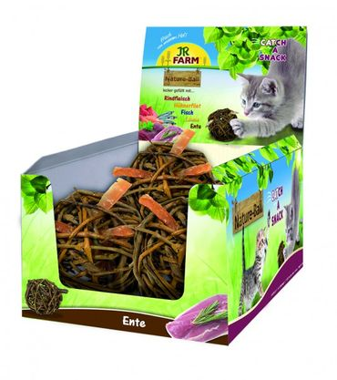JR Farm Nature-Ball Ente 15g – Bild 1