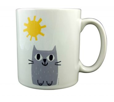 Miri Tasse Happy Cat – Bild 1