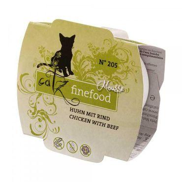 Catz finefood Mousse - No. 203 - 209 Mixpaket 8 x 100g Sparpaket (- 5% Rabatt) – Bild 2