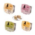 Catz finefood Mousse - No. 203 - 217 Mixpaket 8 x 100g Sparpaket (- 5% Rabatt) 001