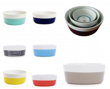 "Fressnapf ""Dipper"" aus Keramik - Light Grey – Bild 2"