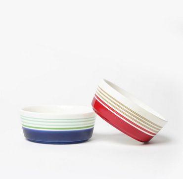 "Fressnapf ""Skinny Dip"" aus Keramik - Cherry – Bild 3"
