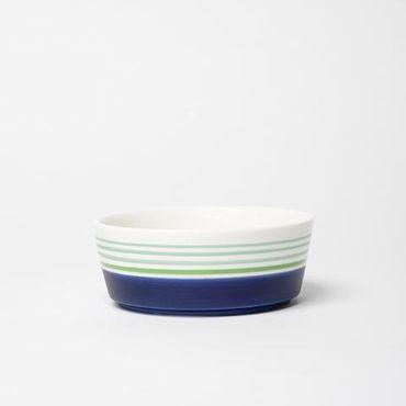 "Fressnapf ""Skinny Dip"" aus Keramik - Navy – Bild 1"