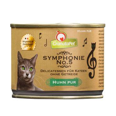 Granata Pet Symphonie Nr. 5 Huhn PUR 200g