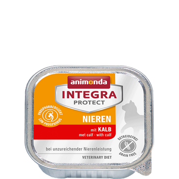Animonda Integra Protect Nieren Adult mit Kalb 100g