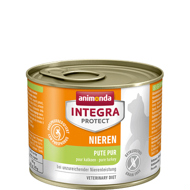 Animonda Integra Protect Nieren Adult Pute pur 200g