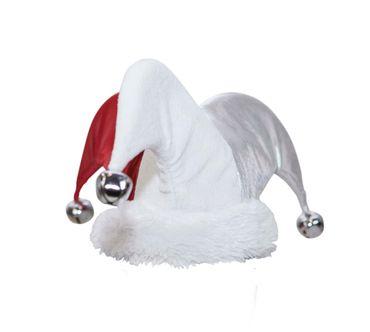 Santa Jester Hat Small
