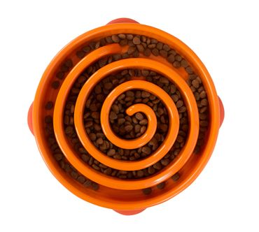Fun Feeder Orange von Outward Hound – Bild 1