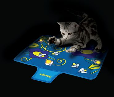 Flashing Firefly Mat von Petstages
