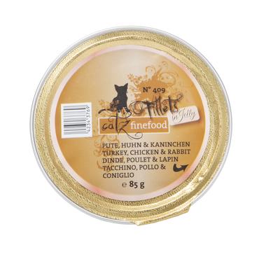 Catz finefood Fillets N°403 - 413 Mixpaket 6 x 85g Sparpaket (- 5% Rabatt) – Bild 5